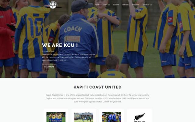 Kapiti Coast United | Kapiti Coast United