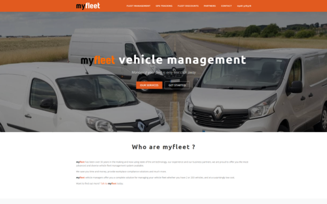 MyFleet | Online Vehicle Management