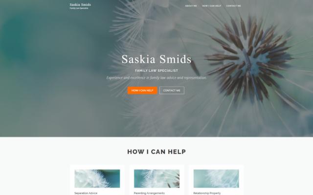 Saskia Smids | Family Law Specialist